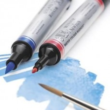 Akvarelmarkers fra Winsor & Newton